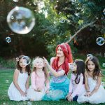 Mermaid Party Ariel Perth Parties Kids Remember