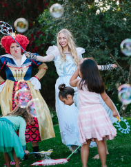 Wonderland Tea Party Alice Red Queen Party Perth Parties Kids Remember