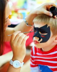 FACE PAINTING batman