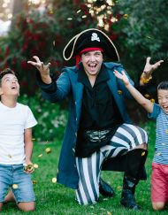 Pirate Party Perth Parties Kids Remember