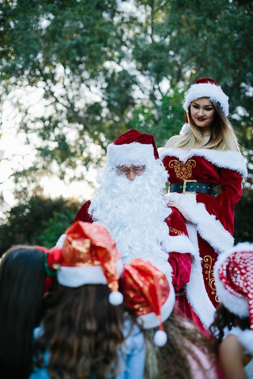 Santa Entertainment