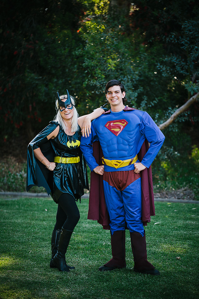 Superhero Batgirl Superman Party Perth Parties Kids Remember