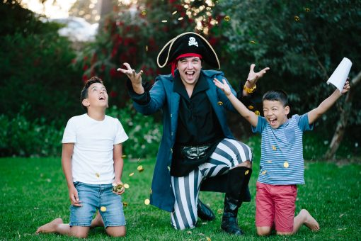 Pirate Treasure Island Party Perth Parties Kids Remember