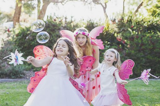 Fairy Bubbles Party Perth Parties Kids Remember