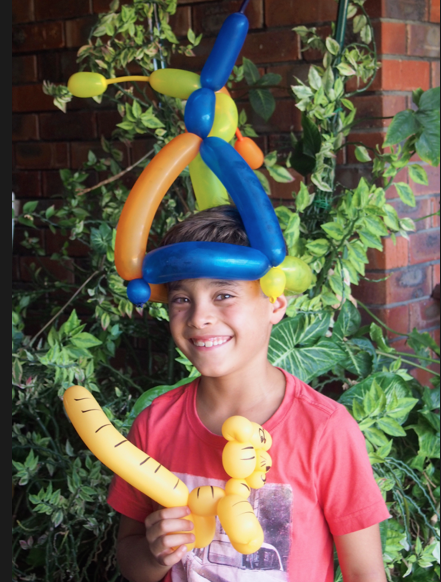 Balloon Twisting Hat