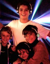 Kids Silent Disco