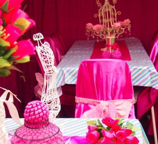 Pinkilicious Tea Party