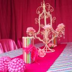 Pinkilicious Table Setting