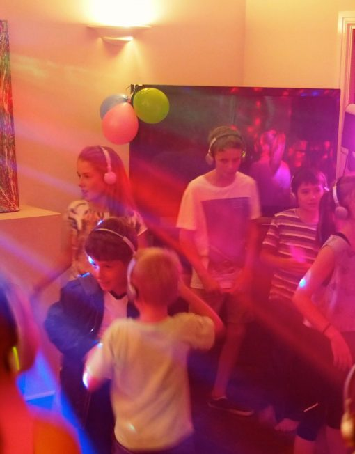 Silent Disco Kids Party