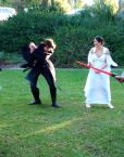 star wars action shot