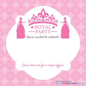 Royal Party