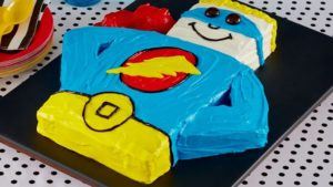 Suphero cake