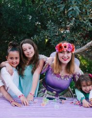 Jewellery Craft Fairy Party Perth Parties Kids Remember