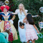 Wonderland Tea Party Alice Red Queen of Hearts Party Perth Parties Kids Remember