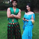 Princess Jasmine Genie Party Perth Parties Kids Remember