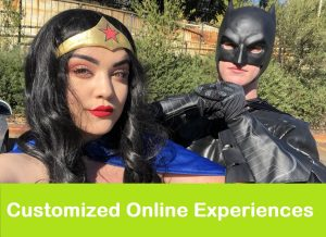 Online Experiences Superhero Party Perth Parties Kids Remember