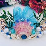 Mermaid Crown Gift Party Perth Parties Kids Remember