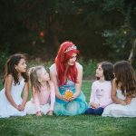 Mermaid Party Perth Ariel Parties Kids Remember