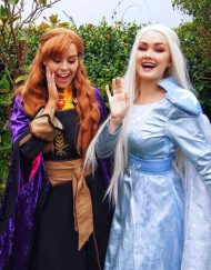 Frozen Elsa Anna Party Perth Parties Kids Remember