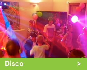 Disco Party Themes