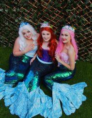 Mermaids Hannah Andrea Shannon